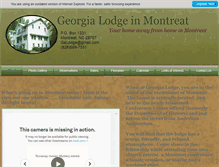 Tablet Preview of georgialodge.org